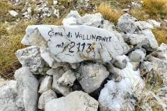 Cima di Vallinfante 2113
