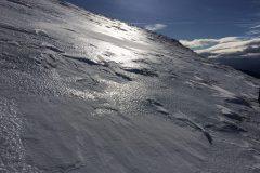 Scenari invernali sul vallone