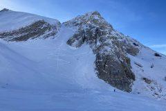 Monte Bicco dalla Val di Bove