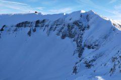 Cresta verso il Monte Bove Sud