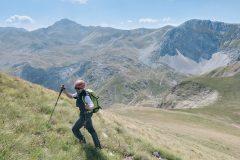 Stefano verso cima Venacquaro