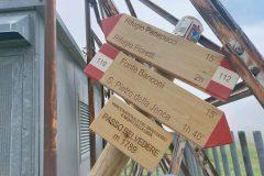 Segnavia Passo Belvedere