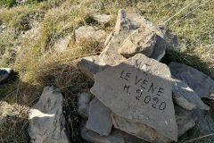 In vetta al Monte Le Vene