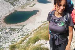 Anna Rita e il fascino del Lago