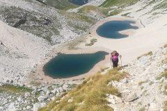 Patrizia ed il lago di Pilato