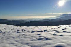 Manto nevoso e abbondante