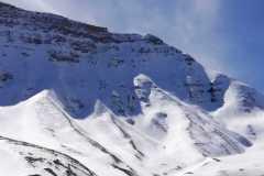 I Monti della Laga in veste invernale