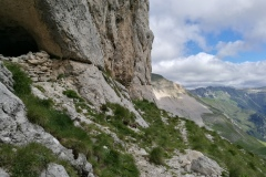 Quadro dalla grotta
