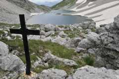 Croce fronte Lago