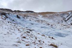 Stratificazioni di ghiaccio