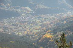 Piccoli borghi storici sulla valle