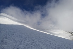 Nuvole di vetta