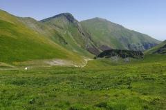 La stupenda cresta Sud di Pizzo Berro