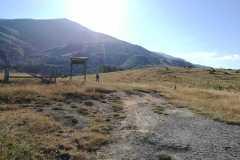 Nei pressi di Macchie Piane