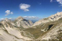 Panoramica dal GS
