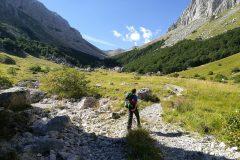 Parte iniziale della Val Maone
