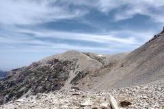 Sul sentiero verso il Monte Sant'Angelo