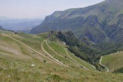Sopra Monte Amandola