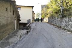 Partenza da San Giovanni-Collefrattale