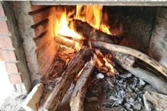 Un po' di fuoco per scaldarsi