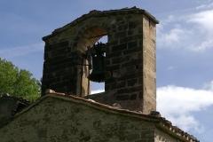 Il piccolo campanile di Santa Maria in Pantano