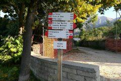 """Segnavia del Parco """"Voceto"""""""