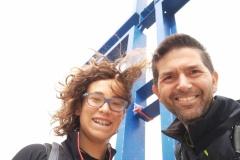 Selfie di vetta sul Viglio