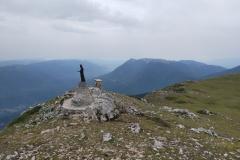 Statua nei pressi dei Cantari
