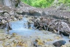 """Val Tenna nella zona """"Pisciarelle"""""""