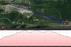 Da-Stazione-Palena-a-Monte-Porrara-e-Cima-Ogniquota-Earth