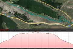 Da Campo Felice (Ex Miniera) al Monte Orsello (Earth)