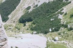 Val Maone dalla sosta