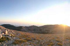 Panoramica dal Monte Amaro