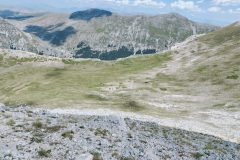 Veduta dal Monte Sevice
